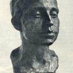 Soviet Russian sculptor Vyacheslav Malyshkin