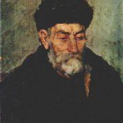 Old man's portrait. 1939