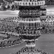 Opening Ceremony of the Olympic Games in Moscow, July 19, 1980