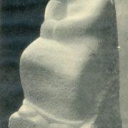Rest. Marble, 1933. Kaunas Art Museum