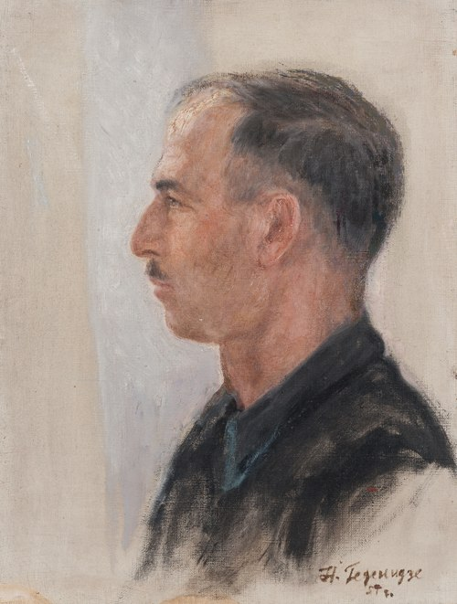 Shaliko, the brother. 1957