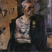 The Leningrader citizen of 1944. 1972