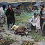 Soviet artist Vasily Andreevich Neyasov 1926-1984