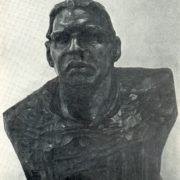 The slave. 1909. Wood