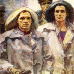 Glorification of labor in Soviet art