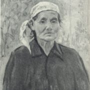 A woman from Humsan. 1959