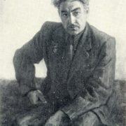 Film director K. Yarmatov. 1952