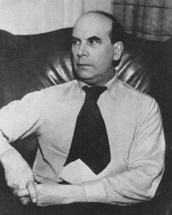 Soviet graphic artist Gennady Dmitrievich Yepifanov (4 August 1900 - 4 September 1985)