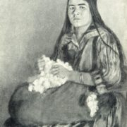 Team leader A. Kadyrova. 1947