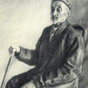 Usto Shirin Muradov. 1948