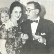 With B.F. Chaliapin
