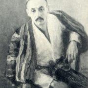 Writer Hamza. 1960-1961
