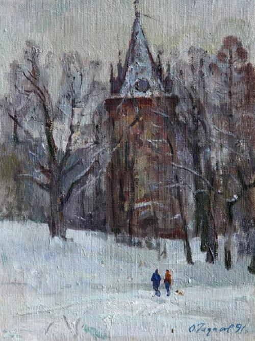 Chapel. 1991