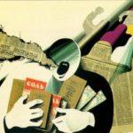Soviet artist Yuri Mikhailovich Raksha 1937-1980