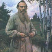 Leo Tolstoy in Yasnaya Polyana, 1978