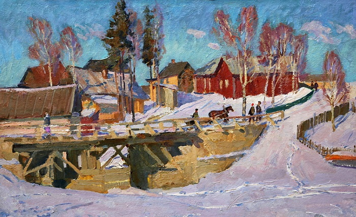 The old Ladoga