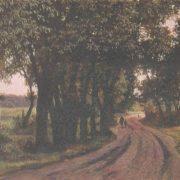 Vyoshensky willows. 1974