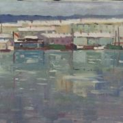 Murmansk shore