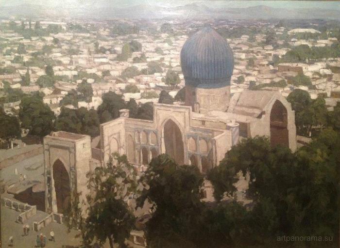 Samarkand. Gur Emir, 1971