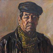 Self-portrait. 2003