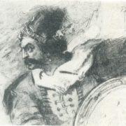T. Tagiyev. Ker-oly. 1942. Detail