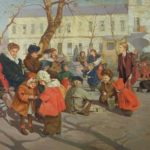 I am in the spring forest – the Soviet anthem of refugees