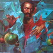 Aleksandr Anatolyevich Isachev (1955-1987). Prayer. 1976