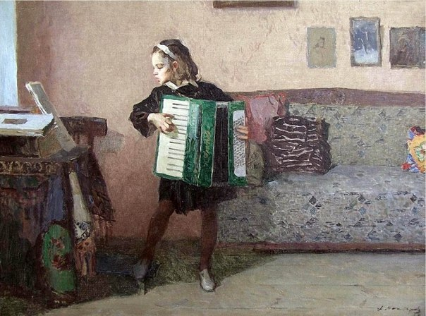 Alexey Makarov. Lesson
