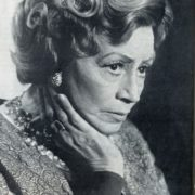 Angelina Iosifovna Stepanova (1905-2000), actress and teacher