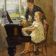 Anton Barkhatkov. First song