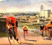 B. Zaridze. Bicycle racing