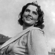 Beautiful Soviet actress Dzidra