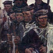 Chernomortsy (Black Sea sailors). 1971. Fragment