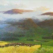 Dawn over Meleuz. 1983