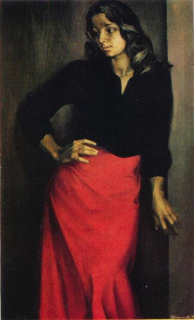 E.A. Korneyev. Diana. 1978