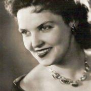 Film actress Dzidra Ritenberga