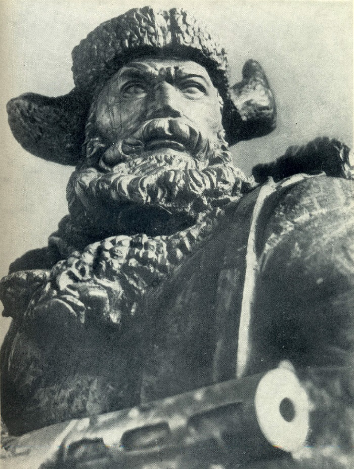 G. Neroda. Partisan. 1943
