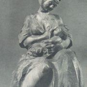 H.A. Akhmedov. Motherhood. 1978