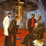 Paintings by Soviet Georgian artists