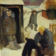 I.E. Iltnere. Winter. 1979