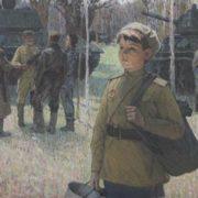 Ivan Vasilievich Pilipenko. The orphan of the regiment. 1976