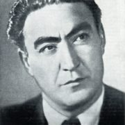 Kamil Yarmatovich Yarmatov (1903-1978), Soviet and Tajik actor, film director, screenwriter