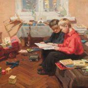 L.P. Lyakhovich. Ilya and Kirill