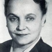 Natalia Mihailovna Uzhviy (1898-1986), Ukrainian Soviet actress