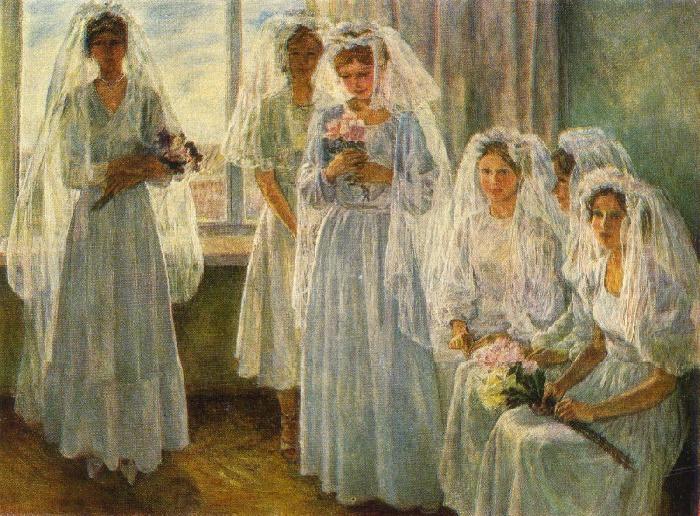 O.Ya. Kotyuzhanskaya. Brides. 1979