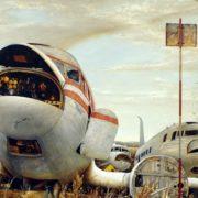 Planes. 1980s