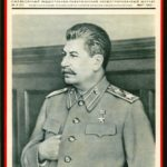 Funerals of Stalin in the magazine Soviet Union (1953)