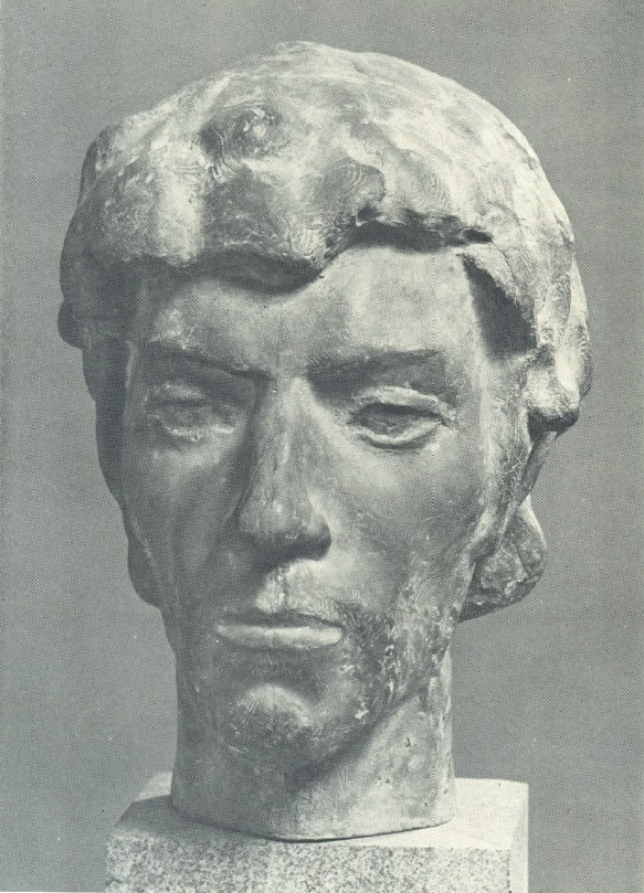 T.G. Gevorkyan. Portrait of L. Vartanian. 1979