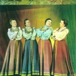 Soviet female vocal ensemble Fyodorov Sisters
