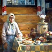 Soviet artist Alexandr Nikanorovich Alimasov (2 February 1935 - 8 February 2011)